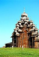 Russia _ Kiji Island _ Transfiguration Church