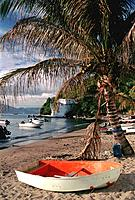 French Caribbean _ Caribbean Islands _ The Saintes _ Terre de Haut _ Mire Cove