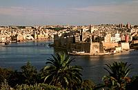 Malta _ Grand Harbour _ Senglea