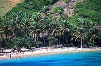 French Caribbean _ Caribbean Islands _ Les Saintes _ Terre de Haut _ Pompierre Beach