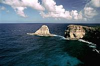 French Caribbean _ Caribbean Islands _ Guadeloupe _ Grande Terre _ The Hell Gate