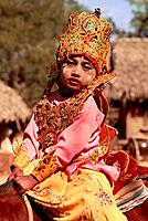Myanmar _ Bagan _ Novice Ceremony