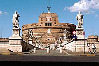 Italy _ Latium _ Roma _ St Ange Castle