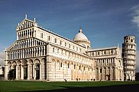 Italy _ Tuscany _ Pisa _ Duomo