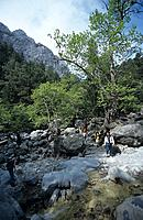 Imbros Gorge, Faragi Imbrou, Crete, Greece