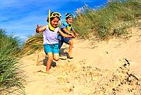 Beach _ Young Boys