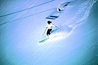Mountain _ Belleville Valley _ Les Menuires _ Winter _ Skiing