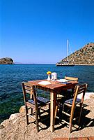 Turkey _ Mediterranean Coast _ Mugla Region _ Bodrum Peninsula _ Guemuesluek