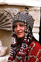 Turkey _ Cappadoce _ Traditional Young Girl