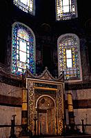 Turkey - Istanbul - Sultanahmet District - St Sophie Basilica (thumbnail)