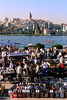 Turkey _ Istanbul _ Historic Center _ Eminoenu Market