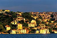 Turkey _ Istanbul _ The Bosphorus _ Ueskudar _ Asian Seaside