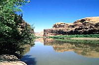 USA _ National Park _ Utah _ Moab _ Colorado River