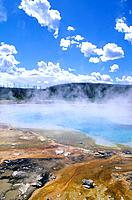 USA _ National Park _ Yellowstone _ Black Sand Basin
