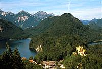 Germany _ Hohenschwangau Castle