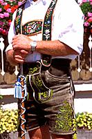 Germany _ Bavaria _ Traditional costume