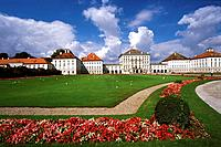 Germany _ Munich _ Nymphenburg Castle