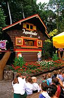 Germany _ Eiffel _ Marionette theatre
