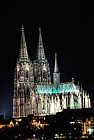 Germany _ Cologne _ Cathedral