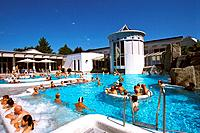 Germany _ Baden Wurtemberg _ Bad Krozingen _ Spa
