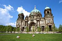 Germany _ Berlin _ Berliner Dom