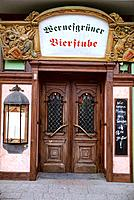 Germany _ Berliner Cafe