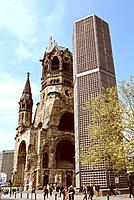 Germany _ Berlin _ Commemorative Church