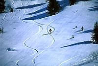 Mountain _ Meribel _ Piste