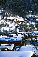 Mountain _ Meribel _ Village