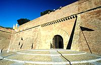 France _ Pyrenees Orientales _ Perpignan _ Palais des Rois de Majorque