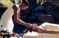 Spa _ Golden spa treatment