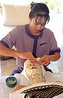 Spa _ Relaxation _ Cucumber mask