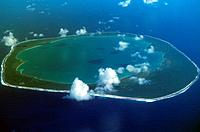 Polyn&#233;sie _ Atoll de Fakaraya _ Tuamotu