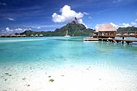 French Polynesia _ Bora_bora