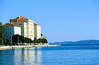 Croatia _ Zadar _ Vieille ville