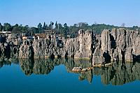 China _ Yunnan _ Shiling _ Stone forest