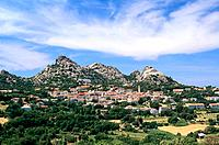Italy _ Sardinia _ North Region _ Aggius