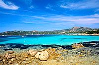 Italy - Sardinia - North Region - Costa Smeralda - Arzachena - Capriccioli (thumbnail)
