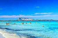 Italy - Sardinia - North Region - East - Cinta Beach (thumbnail)