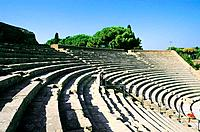 Italy _ Rome _ Ostia Antica _ Theatre of Ostie