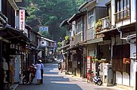 Japan _ The west of Honshu _ Hiroshima _ Miyajima Island