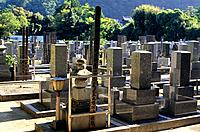 Japan _ Kyoto _ Arashiyama _ Cimetery