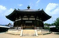 Japan _ The west of Honshu _ Nara _ Horyu ji Temple _ The Pavilion of Dreams