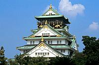 Japan _ The west of Honshu _ Osaka _ Osaka Castle