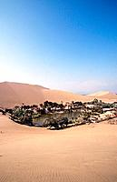 Peru _ Oasis of Huacachina