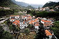 Sao Vicente. Madeira island. Portugal