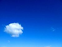 Blue sky and clouds (thumbnail)