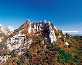 Mt. Bukhansan National Park,Seoul,Korea