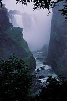 Victoria Falls,Zimbabwe,Africa