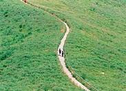 Mt. Mudeungsan Provincial Park,Gwangju,Korea